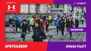 #PotSaZbor #dela1la21 - S09 Începători - drumul către primul semimaraton @ Mikkeller