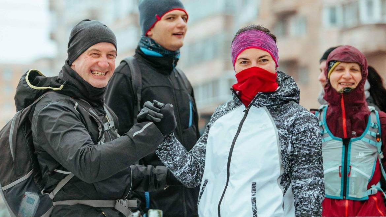Vine frigul! Cum evităm durerile în gât la alergările pe vreme rece?