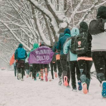 O alergare nebunească – #TuraDeVis Winter Edition 2018