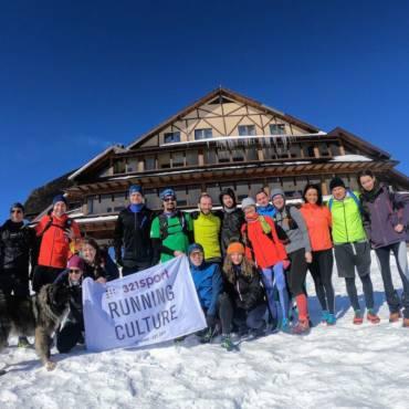 321sport Running Camp Ciucaș: alergare, nutriție și recuperare. Un weekend de vis!