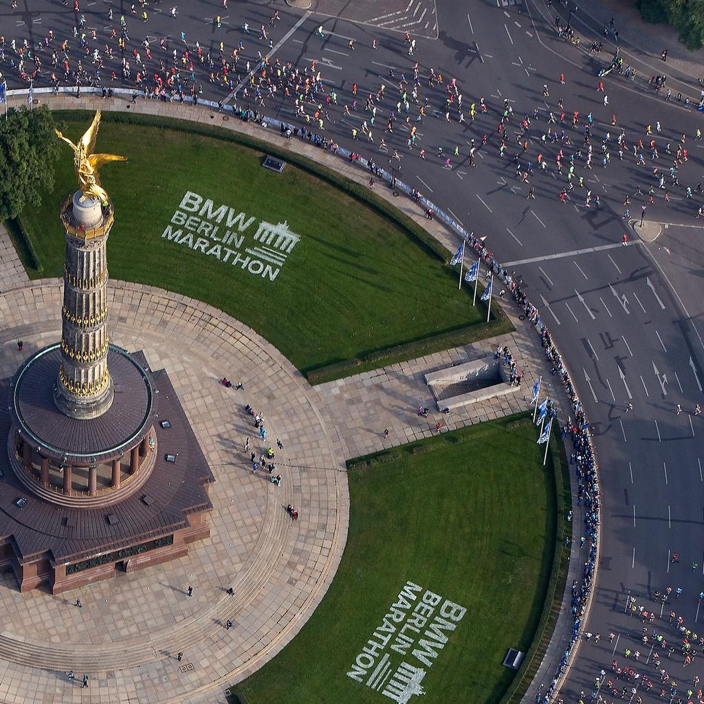 Documentar de alergare: Berlin Marathon 2015