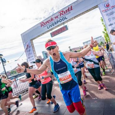 Marea Britanie: TOP 5 destinaţii de vizitat pentru alergători