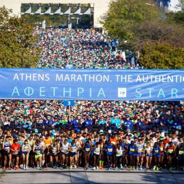 Grecia: TOP 5 destinaţii de vizitat pentru alergători