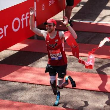 #RunningCulture: Record mondial pentru un sportiv cu ambele picioare amputate