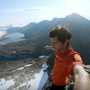 #RunningCulture: Alergarea montană dusă la rang de artă cu Kilian Jornet