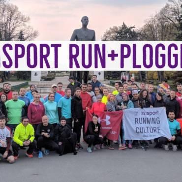 #RunningCulture: 321sport RUN+Plogging în Parcul IOR