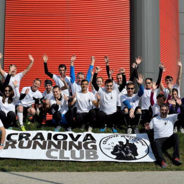 #ALLROMANIA: Povestea din spatele Craiova Running Club