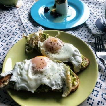 Cum mănânci corect înainte de o alergare matinală
