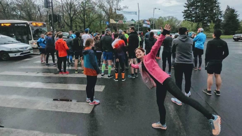 Marți de marți alergăm cu familia 321sport #PotSaZbor #dela1la21