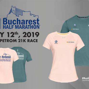 Se poartă Under Armour la Bucharest HALF MARATHON 2019