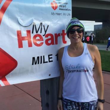 #RunningCulture: De la accident vascular cerebral la semimaraton
