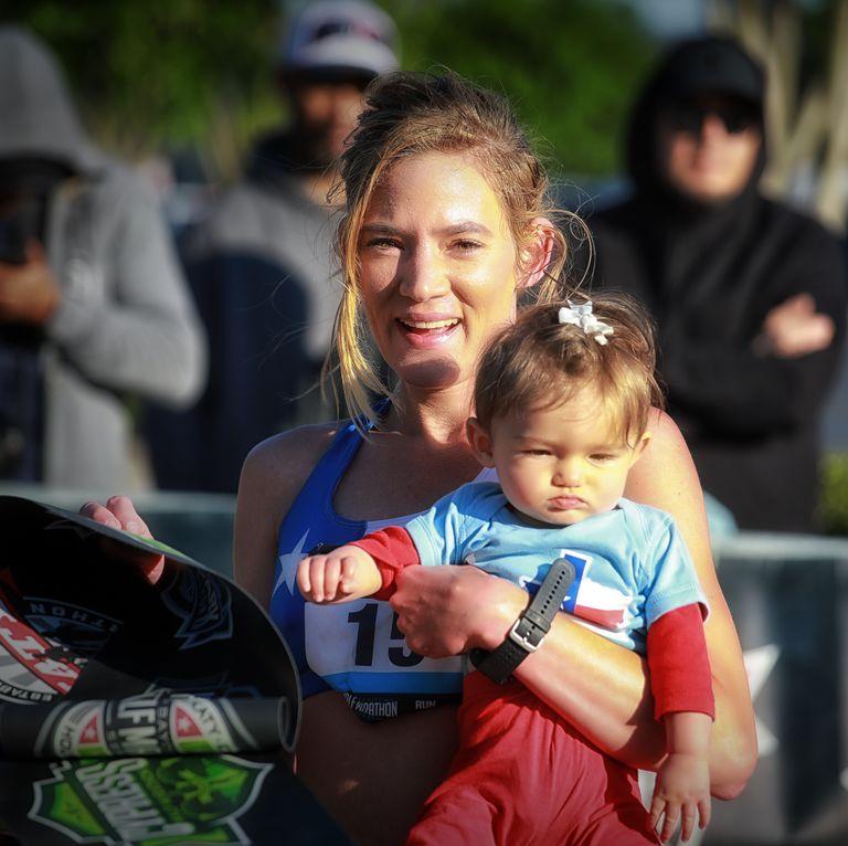 #RunningCulture: Record mondial în alergare cu căruciorul pentru bebeluși