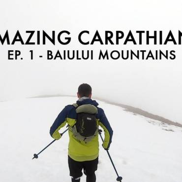 Amazing Carpathians ep. 1: Trail Running / Baiului Mountains