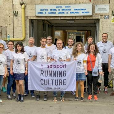 #RunningCulture: My Blood Is Gold – O lecție de solidaritate și implicare socială