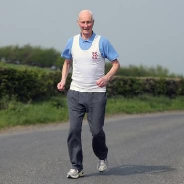 #RunningCulture: Sfaturi minunate de la maratonistul de 86 ani