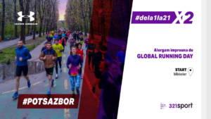 PotSaZbor Dela1la21 X2: Alergăm împreună de Global Running Day @ Mikkeller Bucharest