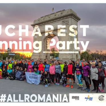 Bucharest Running Party 2019: #ALLROMANIA la Bucharest Half Marathon