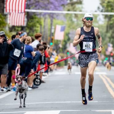 RunningCulture: Dan şi Odessa au bătut recordul pentru cea mai rapidă milă