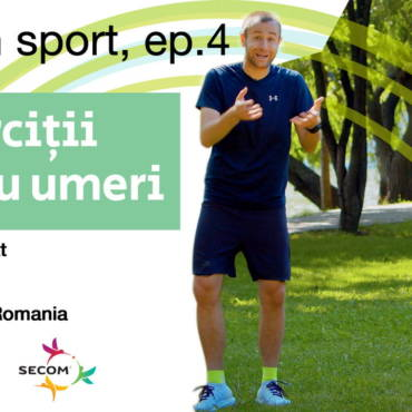 Start în sport: 5 exerciții pentru umeri care te ajută să scapi de dureri