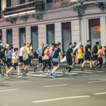 S-a demonstrat că alergătorii trăiesc mai mult. Hai şi tu la antrenamente!
