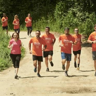 Am explorat Ținutul Maratonului alături de echipa CEZ România