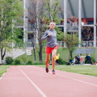 Antonia a spus #PotSaZbor și se antrenează pentru primul maraton