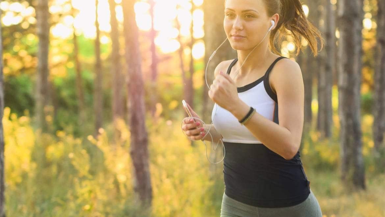 Muzica îți dă un boost de energie la antrenamentele de viteză