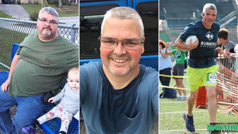 #RunningCulture: A slăbit 82 de kilograme și și-a schimbat total viața