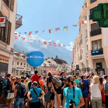 Live de la UTMB: atmosferă de vis pe tărâmul alergării montane!
