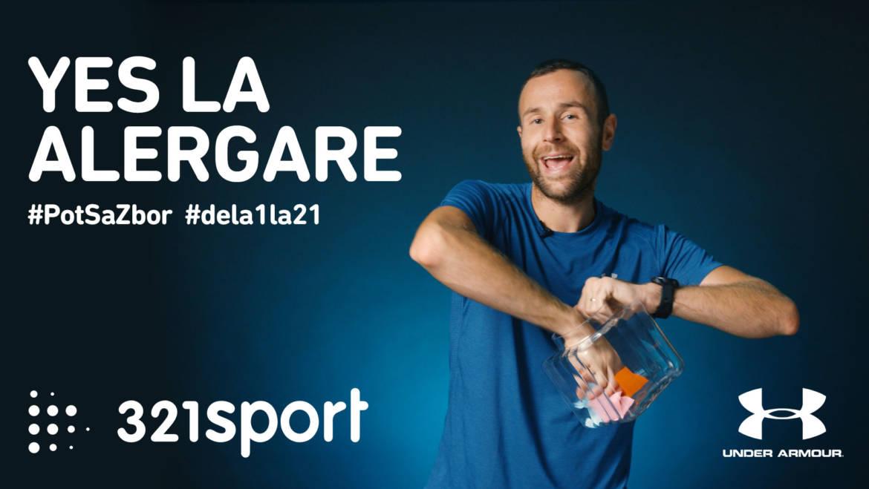 Yes la Alergare #PotSaZbor #dela1la21