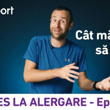 Yes la Alergare – EP1: Cât mă costă să alerg?