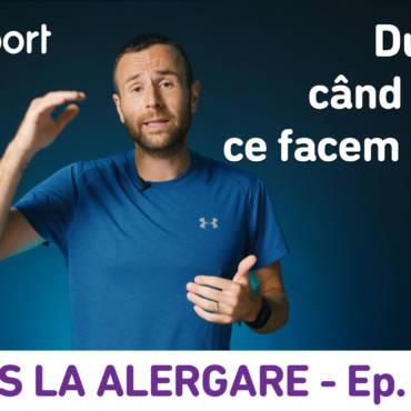 Yes la Alergare – EP13: Durerile: când apar și ce facem cu ele?