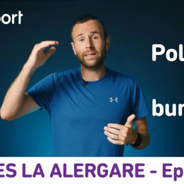 Yes la Alergare – EP3: Poliester sau bumbac?