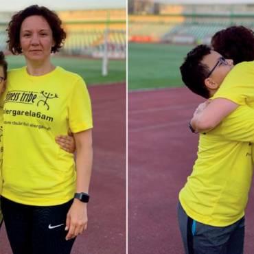 #RunningCulture: El este Ramon, are 9 ani si a alergat 21 de zile la rasarit