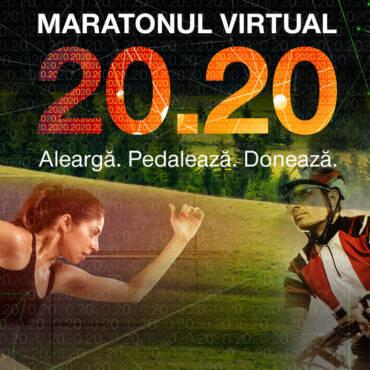 Dăruiește #energiepentrubine înscriindu-te la Maratonului Olteniei 20.20!