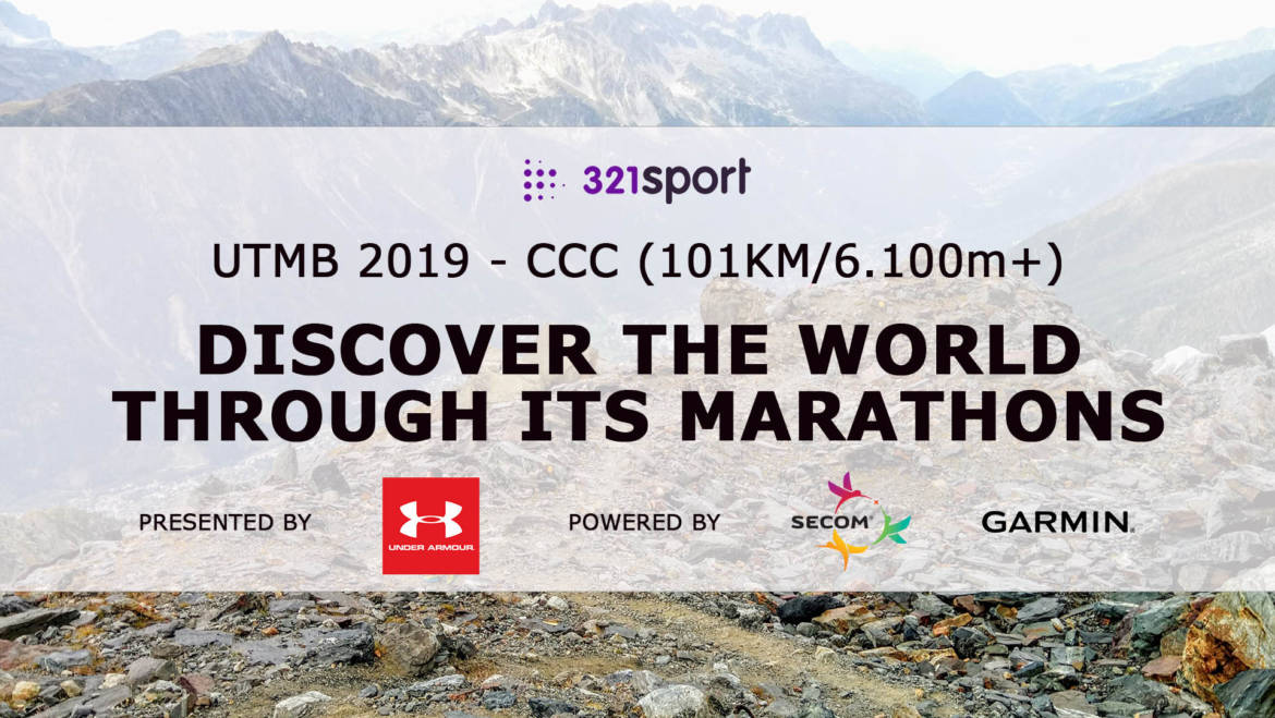 UTMB 2019 – Discover the World through its Marathons