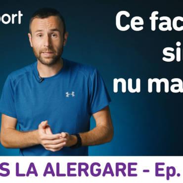 Yes la Alergare – EP20: Ce fac dacă simt că nu mai pot?