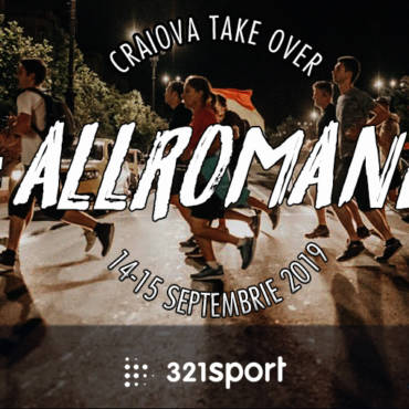 #ALLROMANIA – Craiova Running Club x 321sport – Running Crews Together