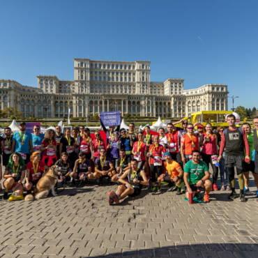 Bucharest Marathon 2019: ne-am depăşit limitele şi am zburat în alergare! (Foto)
