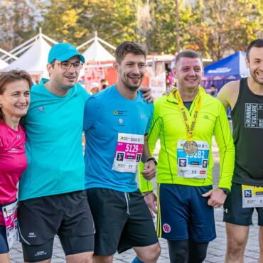 Alina Pintilii la primul ei semimaraton: o aventură, nu glumă!