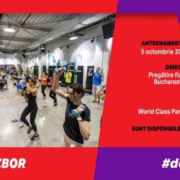 Ne vedem la WorldClass pentru un antrenament de forţă #PotSaZbor #dela1la21 X2