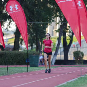Alergările #PotSaZbor o menţin în formă şi o ajută să devină un om mai bun