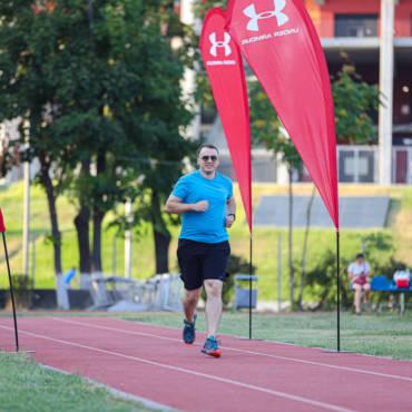 Radu a găsit oamenii care îl menţin motivat să se antreneze