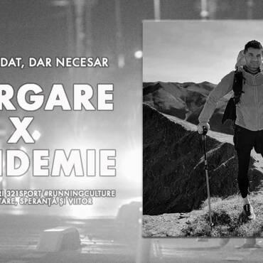 În pandemie, alergarea a fost cea mai bună terapie pentru Bogdan Gagea!