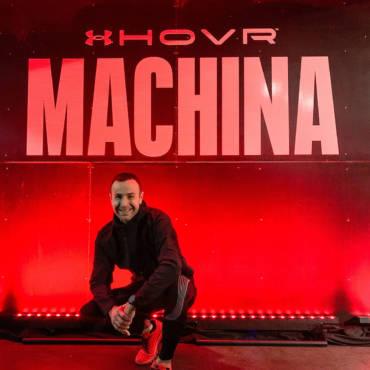 Viitorul alergării este aici! Under Armour HOVR Machina, un pantof deștept și rapid