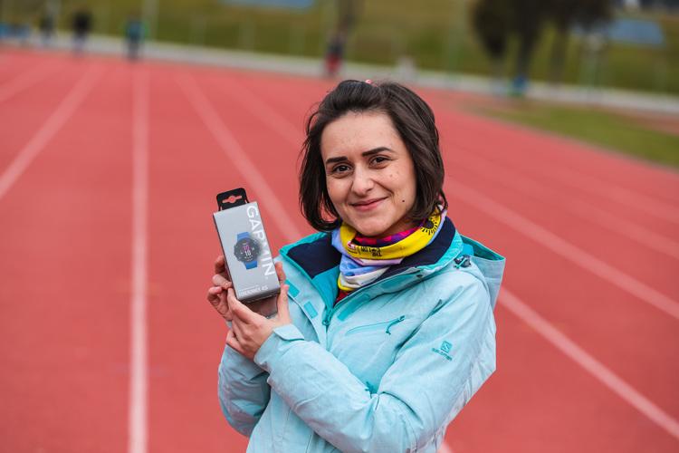 Gabriela Mihoci: alergătoare de 10 (zece) kilometri!