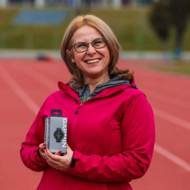 Alina Pintilii: alergătoare de 10 (zece) kilometri!