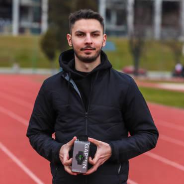 Robert Pelin: alergător de 10 (zece) kilometri!