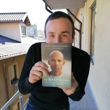 26 de maratoane: cartea care te va ajuta să te definești ca alergător