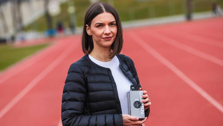 Diana Rusu: alergătoare de 10 (zece) kilometri!